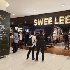 Swee Lee relaunches Lot 10 outlet with a new concept