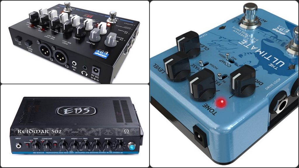 EBS lures bassists with new tools