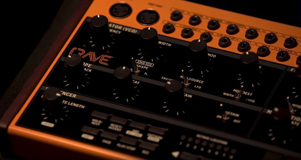 Behringer's analogue synth assault