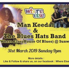 Man Keedal & The Blues Hats Band