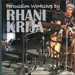 Percussion workshop by Rhani Krija