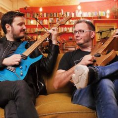 Ibanez Guitar Clinic – Martin Miller & Tom Quayle