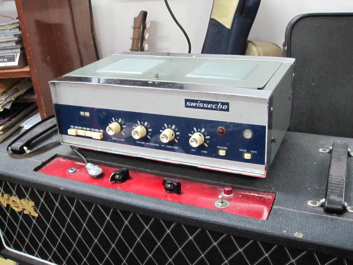 Vintage amp repairs