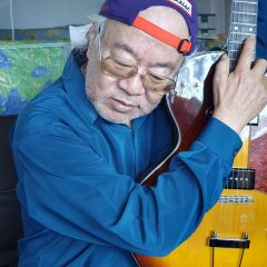 Greg Tan – the guitar professor